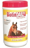 BIOTIN DAILY HOOF SUPPLEMENT 2.5LB