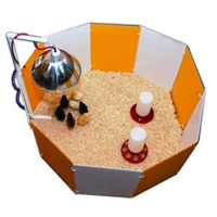 FARM INNOVATORS 3700 BABY CHICK STARTER HOME