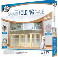 3 PANEL FREE STANDING GATE