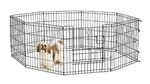 EXERCISE PEN 8 PANEL 24X24IN
