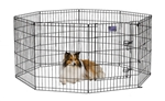 EXERCISE PEN 8 PANEL 24X30IN
