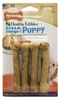 HEALTHY EDIBLES PUPPY TURKEY & SWEET POTATO 4PK