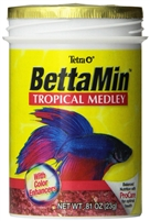 TETRA BETTAMIN TROPICAL MEDLEY .81 OUNCE
