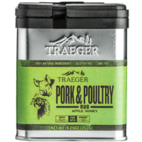 Traeger Pork & Poultry Rub 9oz