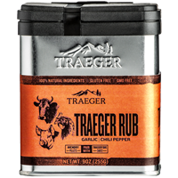 Traeger Barbecue Rub 9oz