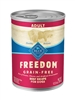 BLUE BUFFALO FREEDOM GRAIN FREE BEEF RECIPE FOR DOGS 12.5OZ - CASE OF 12
