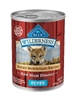 BLUE BUFFALO ROCKY MOUNTAIN RECIPE PUPPY RED MEAT 12.5OZ - CASE OF 12