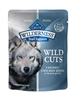 BLUE BUFFALO WILDERNESS WILD CUTS TRAIL TOPPERS CHUNKY CHICKEN BITES 3OZ - CASE OF 24