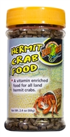 ZOOMED ZM-11B HERMIT CRAB FOOD 2.4 OZ