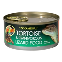 ZOOMED ZM-30 TORTOISE/LIZARD FOOD 6OZ