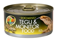 ZOOMED ZM-70 TEGU & MONITOR LIZARD FOOD 6OZ
