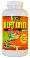 ZOOMED A36-8 REPTIVITE REPTILE VITAMINS WITH D3 8OZ