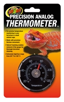 ZOOMED TH-20 PRECISION ANALOG REPTILE THERMOMETER