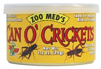 ZOOMED ZM-41 CAN O' CRICKETS 1.2OZ