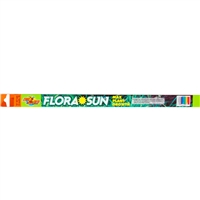 ZOOMED FL-18 FLORA SUN MAXIMUM GROWTH PLANT T8 BULB 18IN