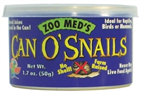 ZOOMED ZM-49 CAN O' SNAILS 1.7OZ