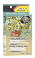 ZOOMED HC-90 HERMIT CRAB DRINKING WATER CONDITIONER 2.25OZ