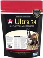 GRADE A ULTRA 24 MULTI SPECIES MILK REPLACER 4LB