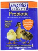 MANNA PRO SAV-A-CHICK PROBIOTIC SUPPLEMENT 3PK