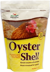 MANNA PRO OYSTER SHELLS FOR LAYING HENS 5LB