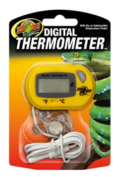 ZOOMED TH-25 DIGITAL TERRARIUM THERMOMETER