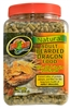 ZOOMED ZM-77 BEARDED DRAGON FOOD ADULT 20OZ