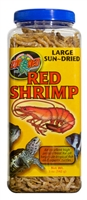 ZOOMED ZM-160 LARGE DRIED RED SHRIMP .5OZ