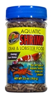 ZOOMED ZM-18 AQUATIC SHRIMP, CRAB, & LOBSTER FOOD 2.5 OUNCE