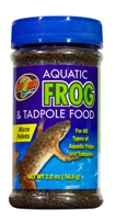 ZOOMED ZM-16 AQUATIC  FROG & TADPOLE FOOD 2OZ