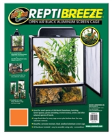 ZOOMED REPTIBREEZE NT-11  SCREEN CAGE MEDIUM