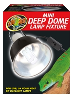 ZOOMED LF-18 MINI DEEP DOME LAMP 5.5IN
