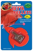 MICRO FLOATING BETTA PELLET FOOD .12 OUNCE