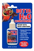 ZOOMED BP-10 BETTA H20 CONDITIONER INSTANT WATER CONDITIONER .5OZ
