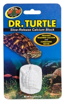 ZOOMED MD-11 DR TURTLE SLOW-RELEASE CALCIUM BLOCK .5OZ
