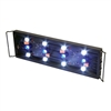 ZOOMED AL-HO18 AQUASUN LED HIGH OUTPUT AQUARIUM FIXTURE 18IN