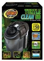 ZOOMED TC-50 TURTLE CLEAN 50 CANISTER FILTER