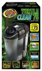 ZOOMED TC-75 TURTLE CLEAN 75 CANISTER FILTER