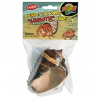 ZOOMED HC-38 HERMIT CRAB GROWTH SHELL X-LARGE