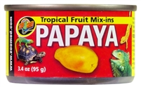 ZOOMED ZM-151 PAPAYA FRUIT MIX-INS 3.4OZ