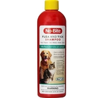 DURVET FLEA AND TICK SHAMPOO 12OZ