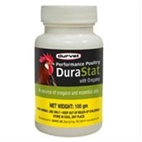DURVET DURASTAT WITH OREGANO FOR POULTRY 100GM