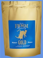 FROMM GOLD MATURE CAT 2.5LB