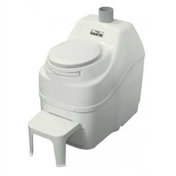 SUN-MAR NE EXCEL COMPOSTING TOILET (NON-ELECTRIC)