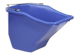 LITTLE GIANT BB20 PLASTIC BETTER BUCKET, BLUE, 2K0 QT