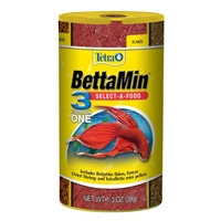 TETRA BETTAMIN SELECT A FOOD 1.3 OUNCE