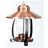 AUDUBON COPPER TOP LANTERN FEEDER