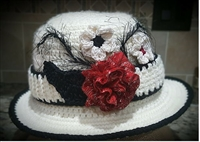 Devon Hat - White