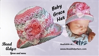 Infant Grace Hat