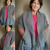 Pocket Shawl