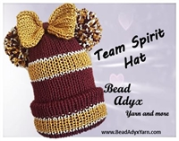 Team Spirit Hat - Choose Your Colors